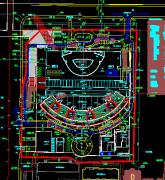 北京耀辉国际城归档设计施工图