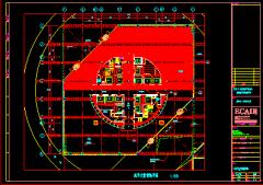 上海21世纪中心大厦全套施工图(189MB)